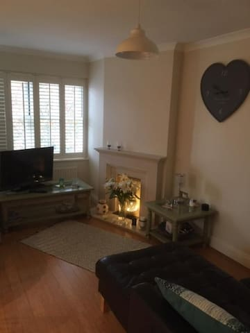 Beautiful spacious double room with ensuite