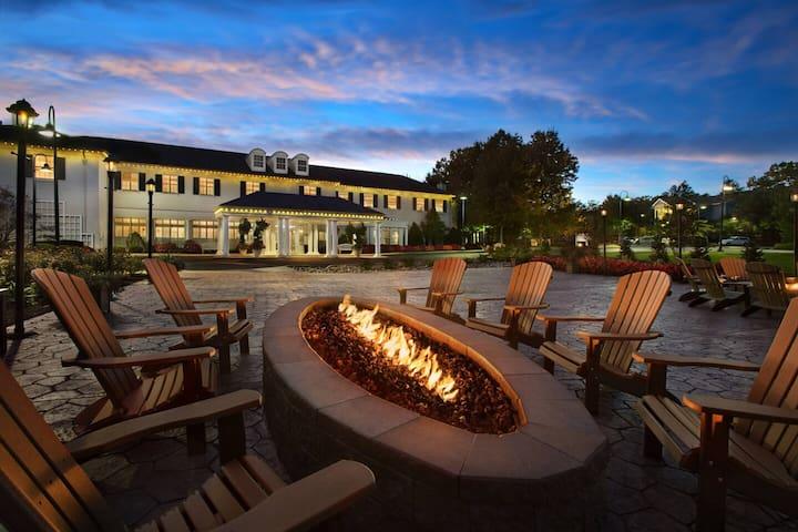 New Jersey Marriott getaway resort @ a great price