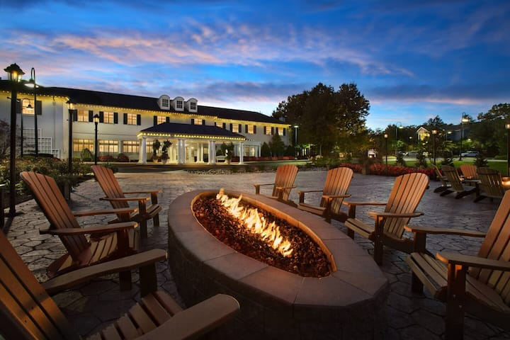 New Jersey Marriott getaway resort @ a great price