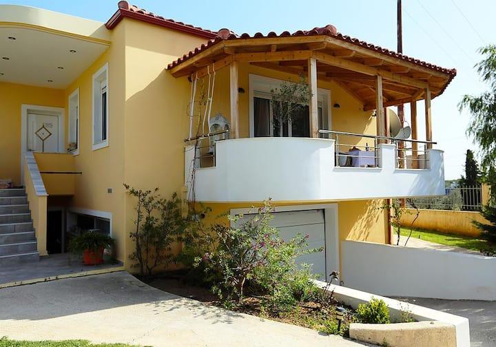 ECO House in Loutraki