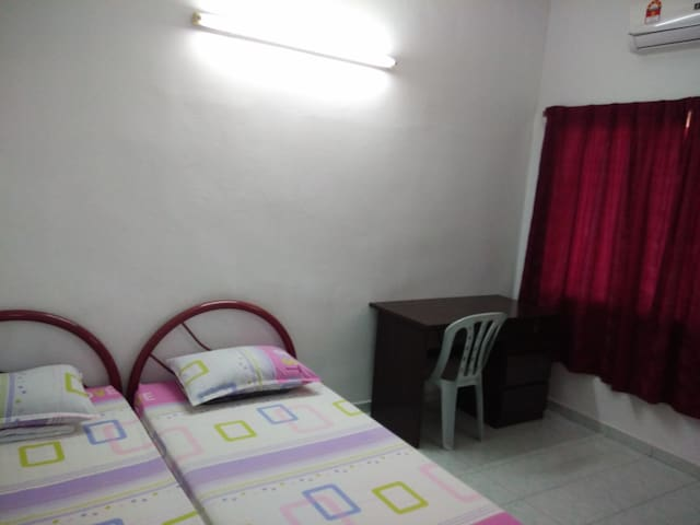 3 Rooms Apartment. Suit for Family & Big Group
