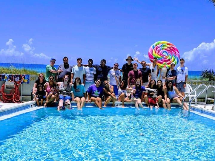 Surfside Christian Retreat - 2Bunk Rooms/40 People