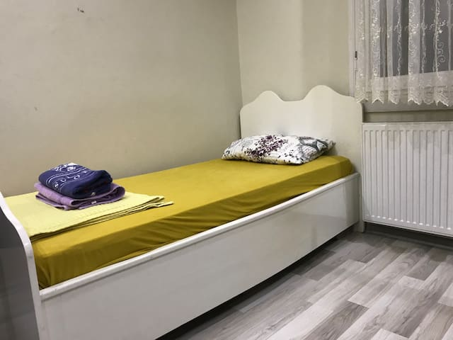 Traveller room in Mersin!