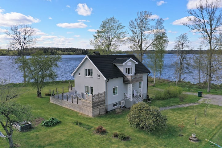 Haus Ängshill am See, im Herzen von Småland