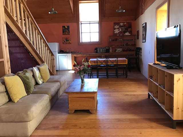 Down Town Arroyo Seco Spacious Loft