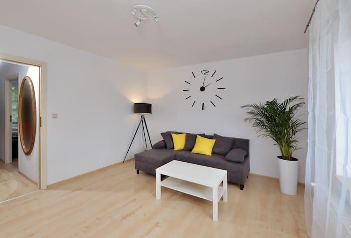 Apartament Słoneczny 3 (faktura VAT) z garażem