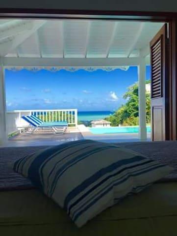 Splendid view Coson Bay - 6 people - Las Terrenas