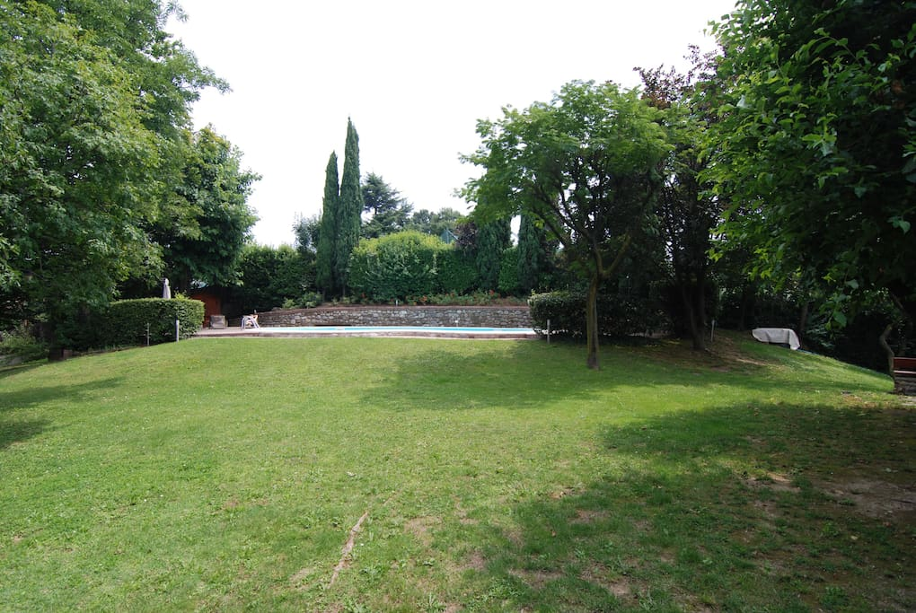 Villa Con Piscina Lago D 39 Iseo Villas For Rent In