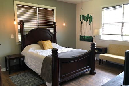 The Bellwether Guest Suite