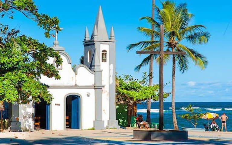 Conforto, estrutura e charme em PF. - Praia do Forte - อพาร์ทเมนท์