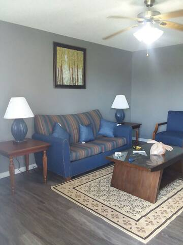 2 bedroom apartment in historic St Bernard Parish