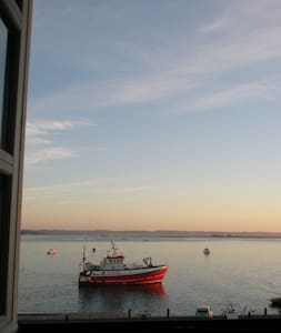 le Croisic : petit appartement avec vue magnifique