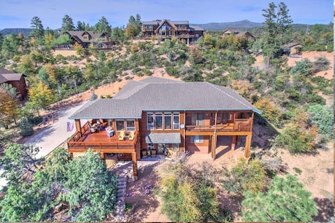 ELK CANYON: Luxury home near National Forest!