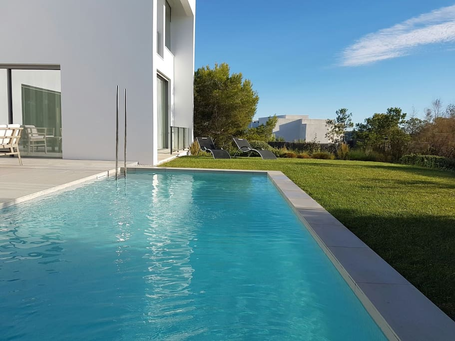 Private pool to relax and enjoy your holiday!