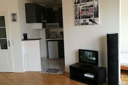 Appartement de standing proche Paris - Suresnes
