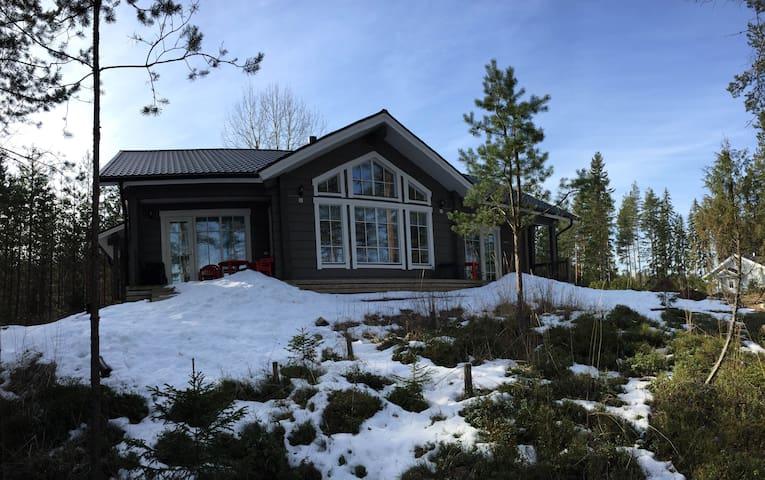 Beautiful cottage on the lake - Suomenniemi - House