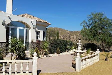 Villa Hermosa - Zurgena - Vila