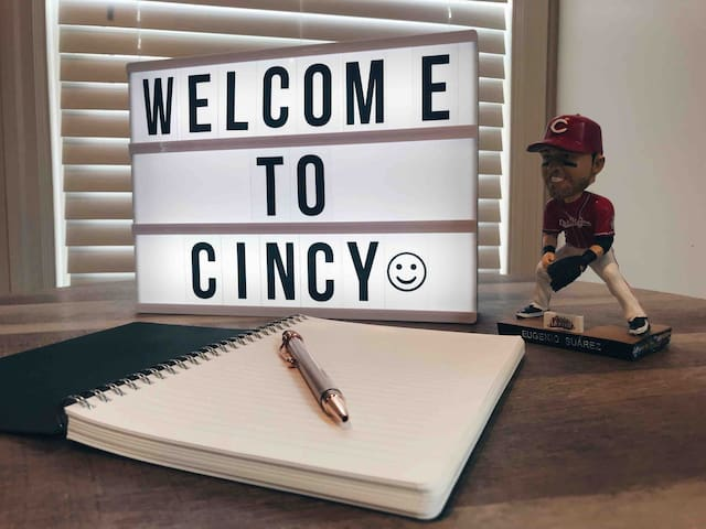 3.5 Miles From Downtown Cincinnati! (PET FRIENDLY)