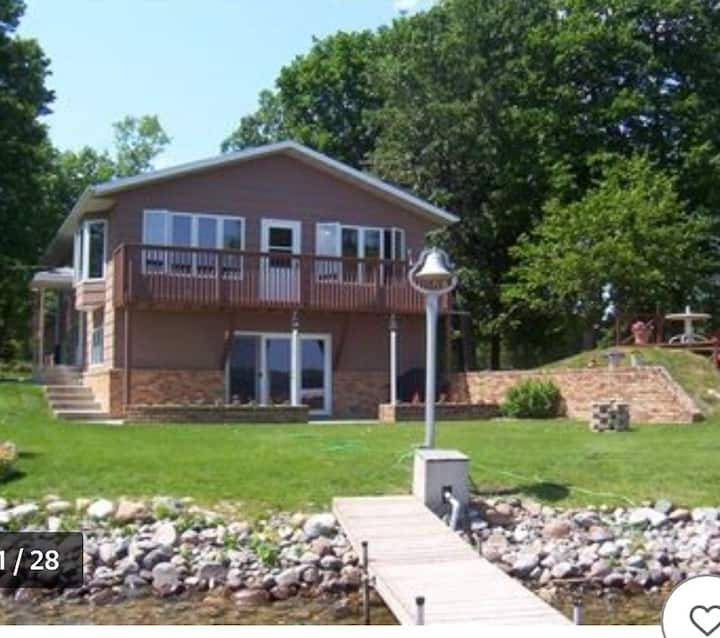 Cotton Lake Home Detroit Lakes