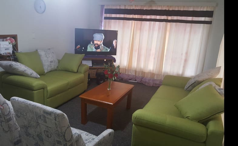 Shared clean Lounge