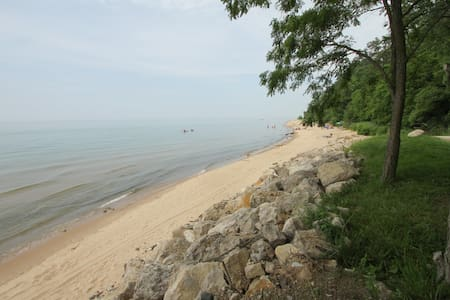 Lake Michigan Beach, South Haven, Nice Family Home - South Haven