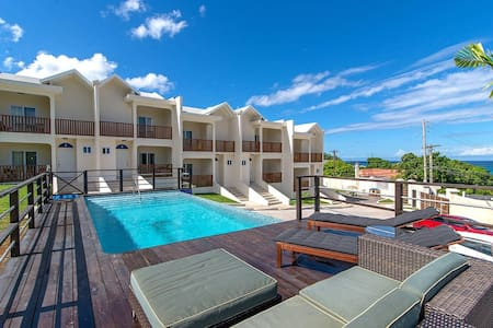 Amazing 2BR Townhouse w/Pool, FREE BEACH Shuttle, Montego Bay #1 HUGE DISCOUNTS