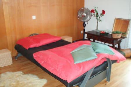 """Zimmer """"Relax"""" mit Balkon - Uetliburg - Huis"""