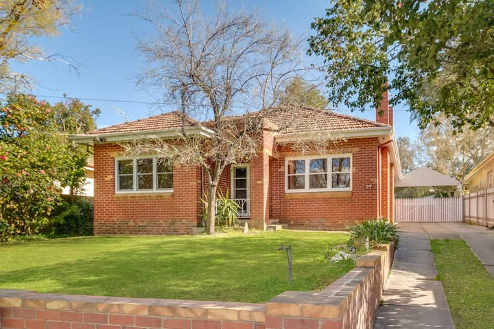 Your home in Bendigo - 95 on Vine