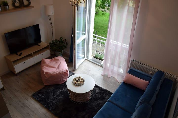 Apartment Zawiszy Czarny CENTER