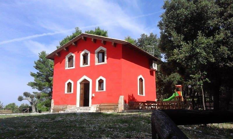 Casetta Rossa Country House - Vico del Gargano