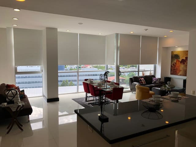 Elegant and Modern Apartment Mty Valle Ote