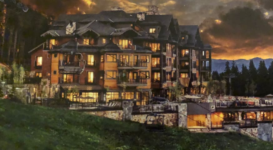 5-Star Resort: Grand Co on Peak 8. July 6-13, 2019