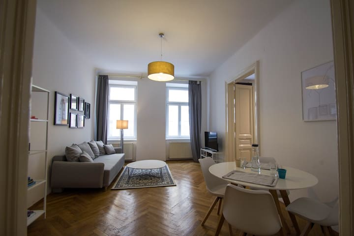 Gorgeous apartment in the heart of Vienna