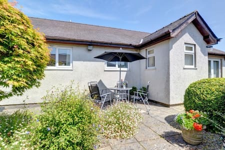 NEW LISTING - Modern bungalow in Snowdonia