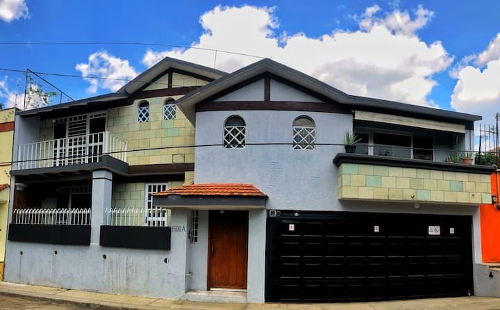 Habitación Apoala en Casa Clemente