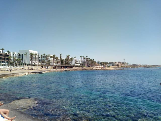 Friendly,Cheap hostel in the heart of Kato Paphos.
