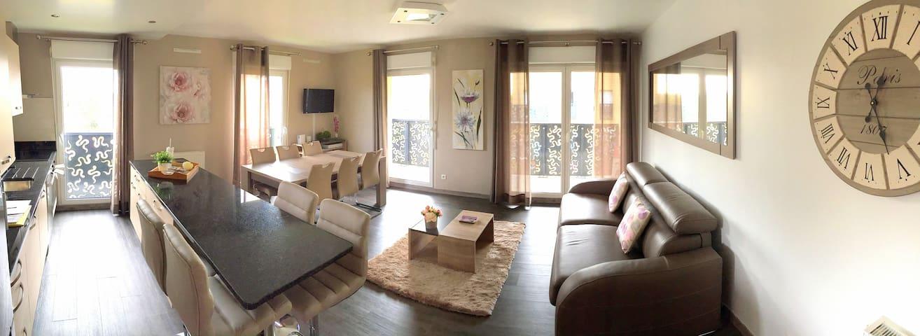 DISNEY Somptueux appartement Disney Val d'Europe - Montévrain - Appartement