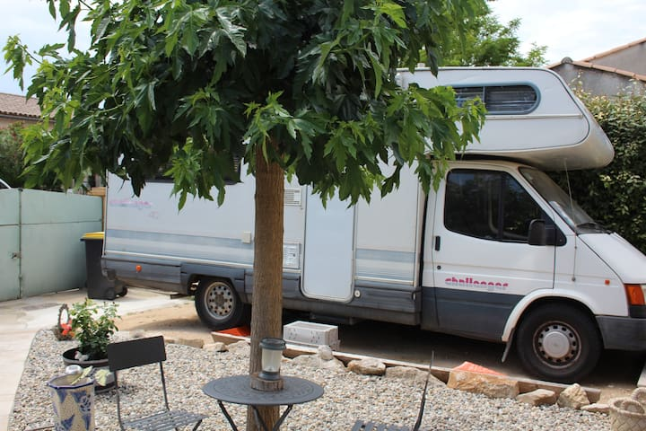 Camping-Car Tranquille