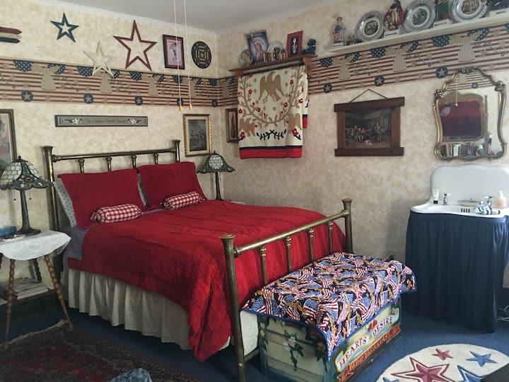 Patriotic Room