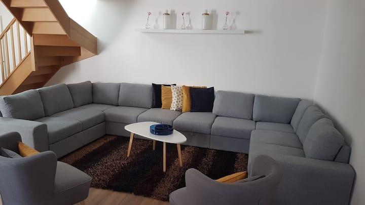 Appartement sympa à 5min du centre-ville.