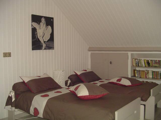 chambre CRESCIA - Vernouillet