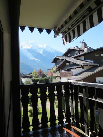 Clos du Savoy studio, chamonix - Chamonix-Mont-Blanc - Appartement