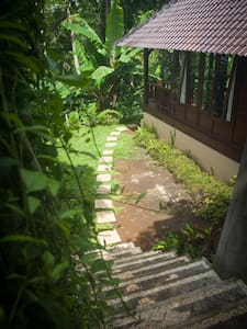 #2 Secluded Jungle Villa - Ubud - House