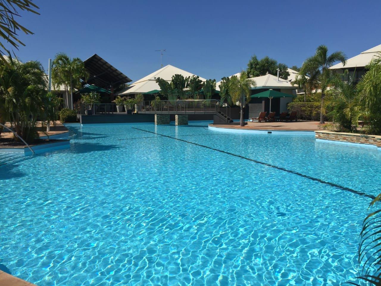 Main Lagoon Style Swimming Pool