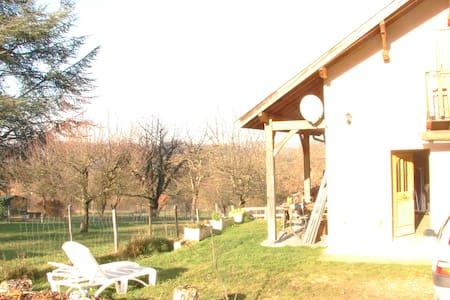 Chez Laurent - Vignieu - House