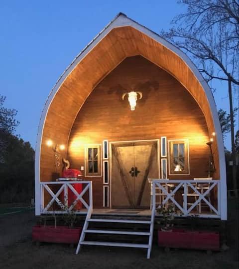 El Desván Cabin, Viking