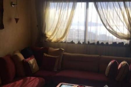 Cozy quiet and clean 150 sqm apartment - Jounieh - Pis