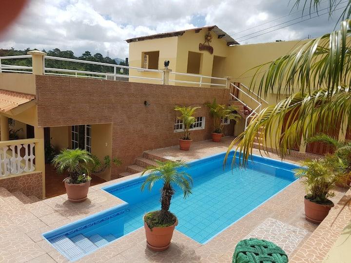 Habitacion en casa de Campo, Relax Total 2