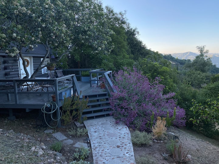 Camp Fernwood - The Sustainable Canyon Cabin