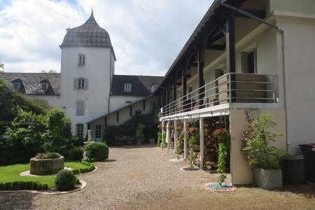 Appartement in Chateau Saint Claude an der Saone